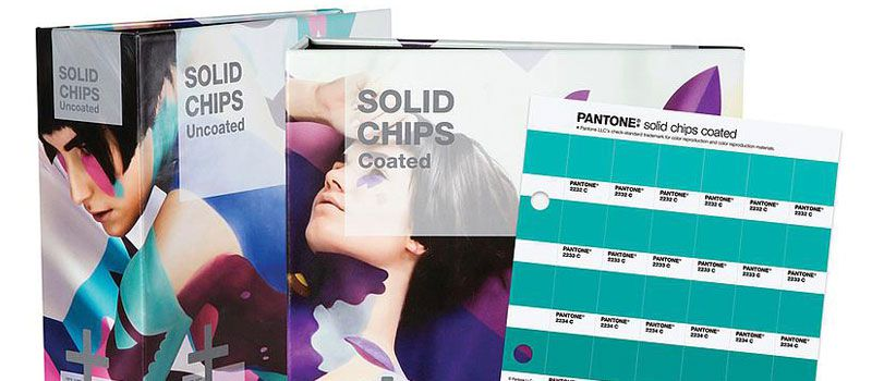Pantone Solid Chips