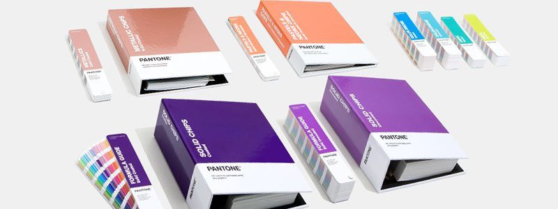 Pantone Plus Reference Library