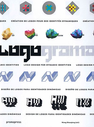 LOGOGRAMA - LOGO DESIGN FOR DYNAMIC IDENTITIES
