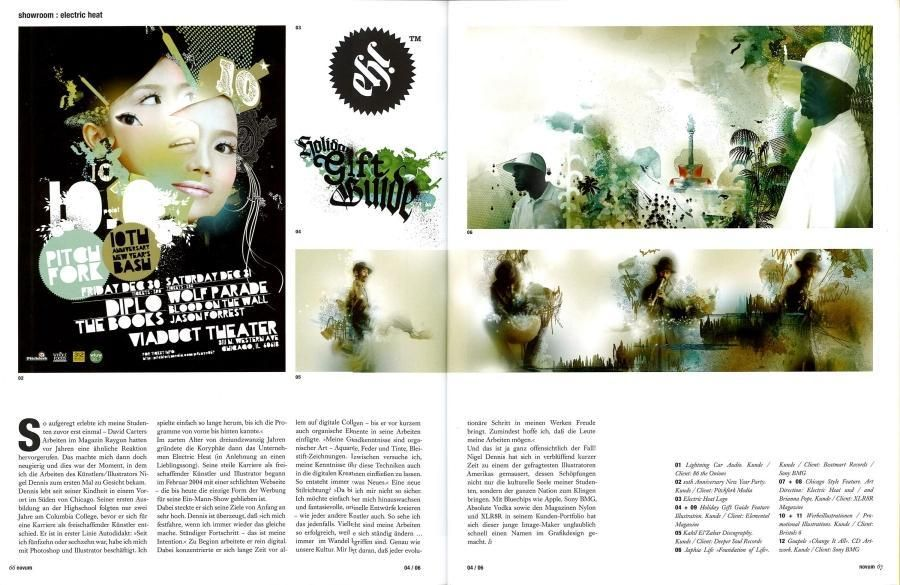 Creative Review eksempel 1