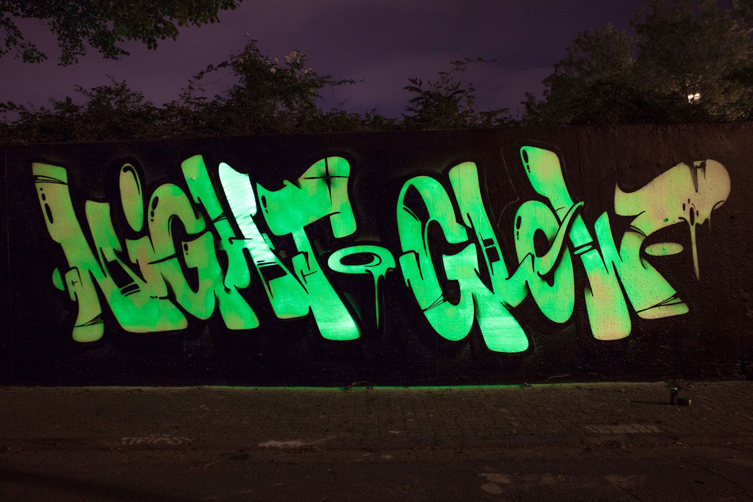 Montana Nightglow effektspray