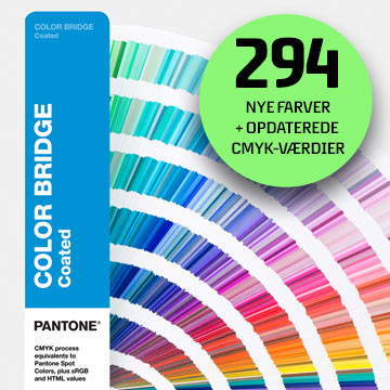 Pantone Color Bridge