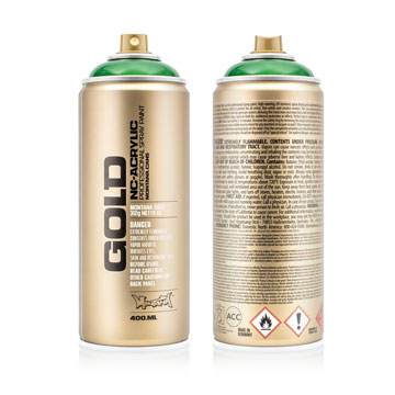 Montana Gold transparent spraymaling