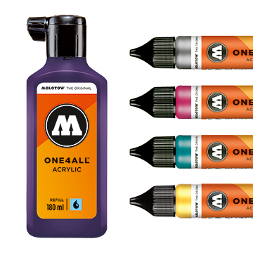 One4All refill fra Molotow